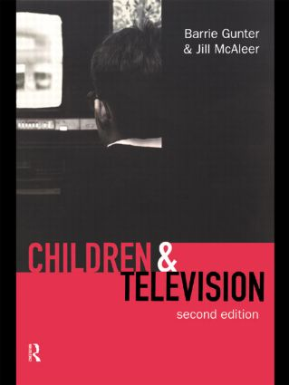 Children & Television: 2nd Edition (Paperback) book cover