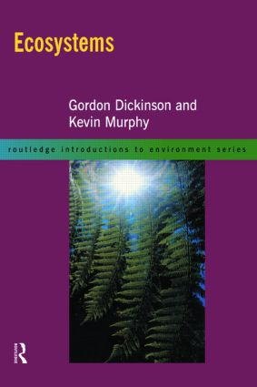 Ecosystems: A Functional Approach book cover