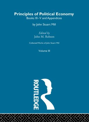 The Principles of Political Economy Volume Two: III. Principles of Political Economy Vol B (Paperback) book cover