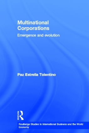 Multinational Corporations: Emergence and Evolution, 1st Edition (e-Book) book cover