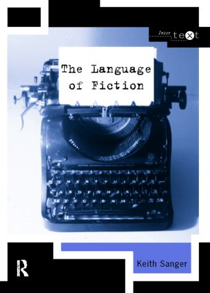 The Language of Fiction book cover
