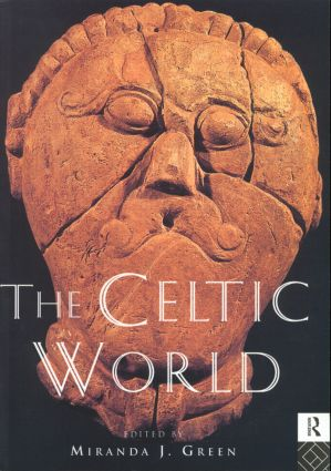 The Celtic World (Paperback) book cover