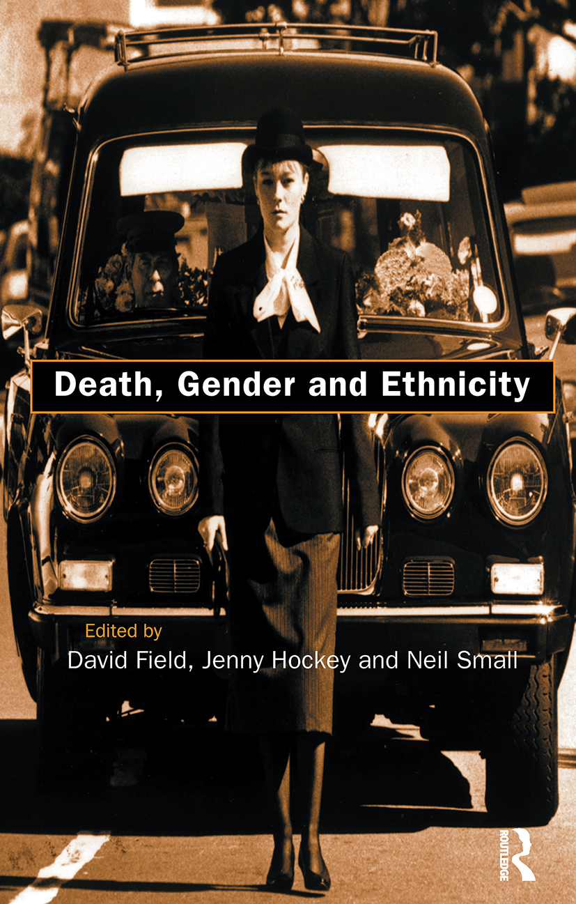 Death, Gender and Ethnicity: 1st Edition (Paperback) book cover