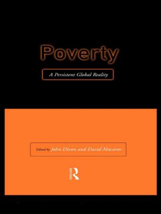 Poverty: A Persistent Global Reality (Paperback) book cover