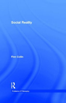Social Reality: 1st Edition (Paperback) book cover