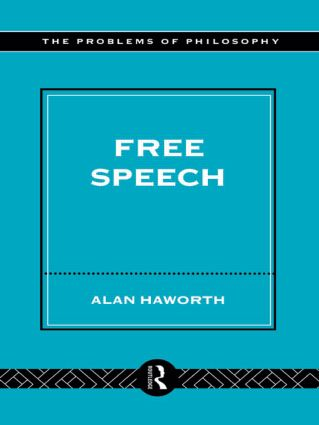 Free Speech (Paperback) book cover