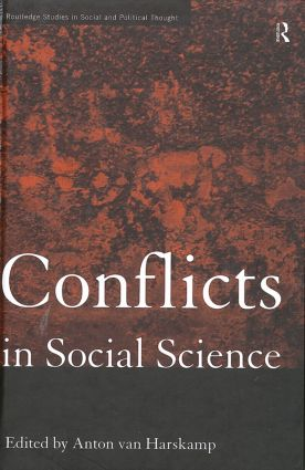 Conflicts in Social Science (Hardback) book cover