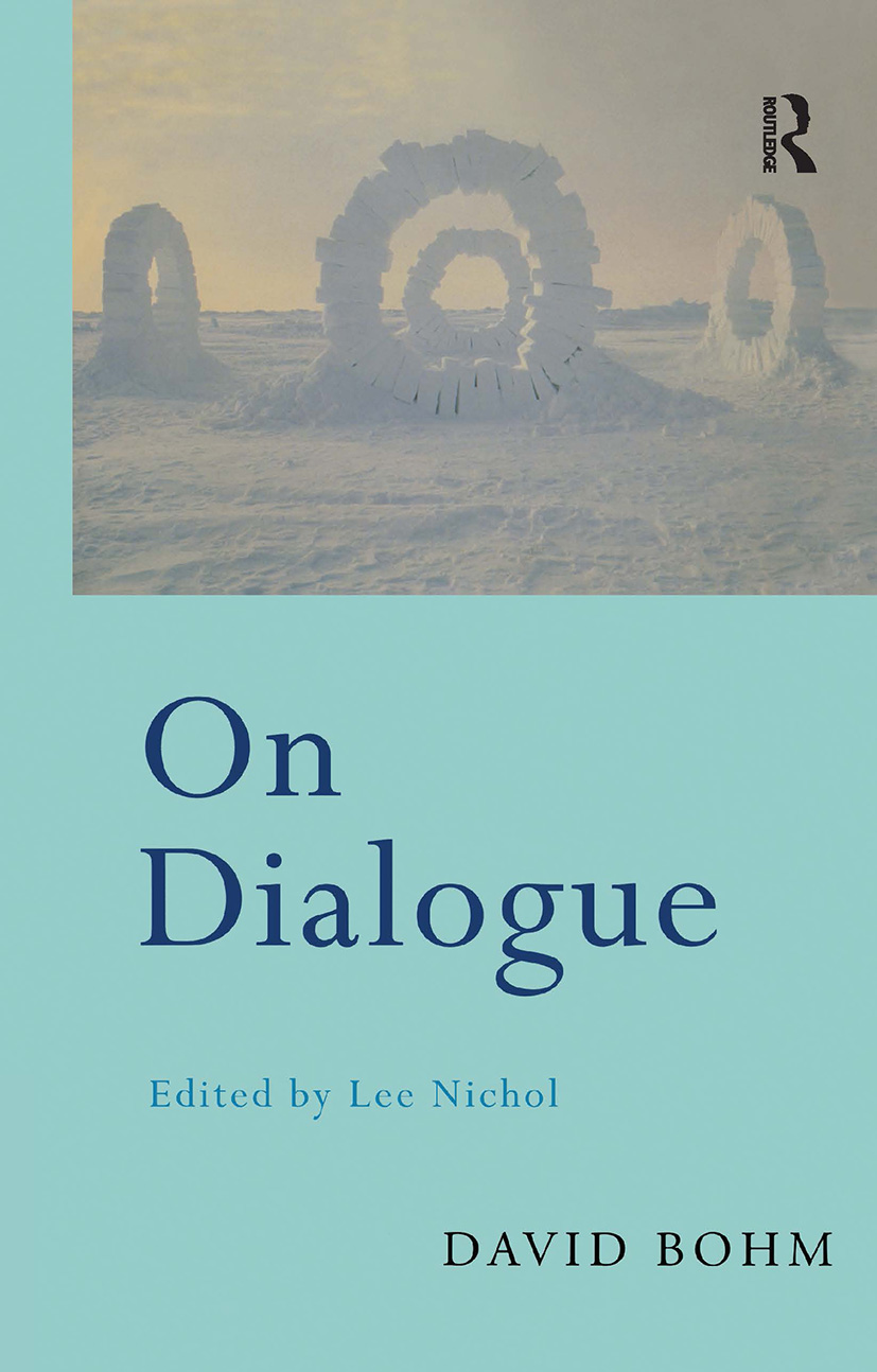 On Dialogue (Hardback) book cover