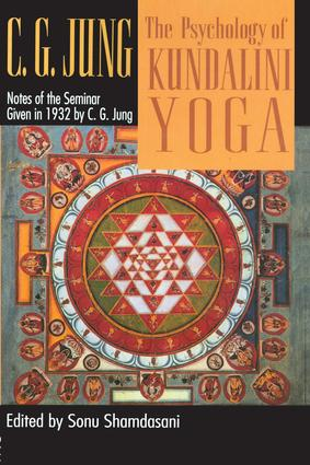 The Psychology of Kundalini Yoga: Notes of the Seminar Given in 1932 (Hardback) book cover