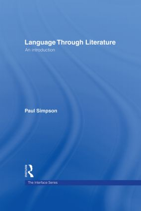 Language Through Literature: An Introduction book cover