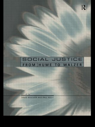 Perspectives on Social Justice: From Hume to Walzer (Paperback) book cover