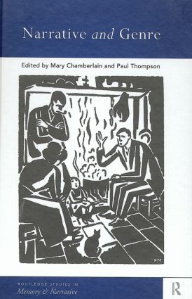 Narrative and Genre (Hardback) book cover
