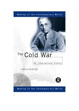 The Cold War: An International History book cover