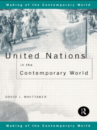 United Nations in the Contemporary World book cover