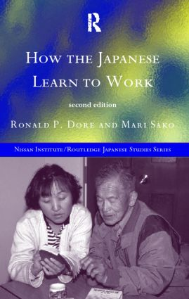 How the Japanese Learn to Work