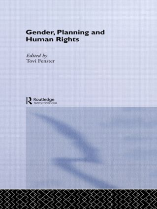 Gender, Planning and Human Rights book cover