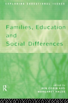 Families, Education and Social Differences