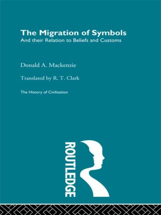 The Migration of Symbols (Hardback) book cover