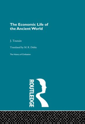 The Economic Life of the Ancient World (Hardback) book cover