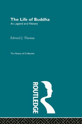 The Life of Buddha (Hardback) book cover