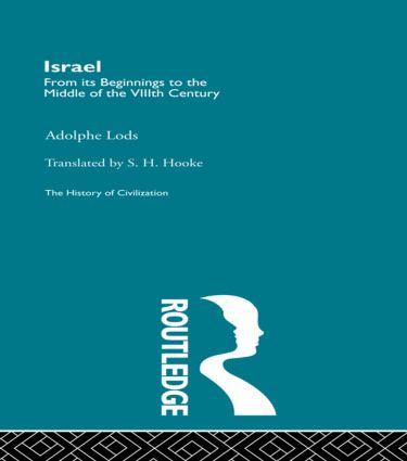 Israel (Hardback) book cover