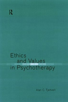 Ethics and Values in Psychotherapy