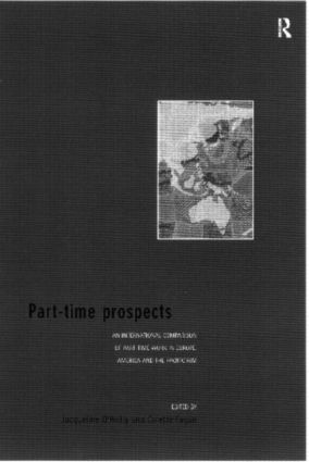 Part-Time Prospects: An International Comparison (Paperback) book cover
