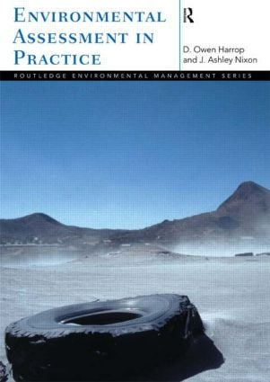 Environmental Assessment in Practice (Paperback) book cover