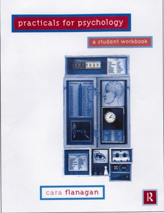 Practicals for Psychology: A Student Workbook book cover