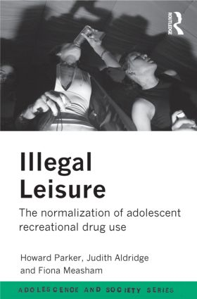 Illegal Leisure (Paperback) book cover