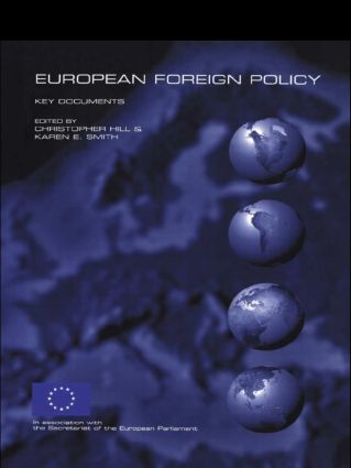 European Foreign Policy: Key Documents (Paperback) book cover
