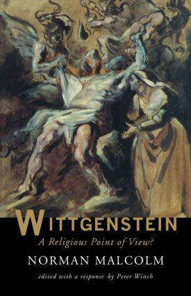 Wittgenstein: A Religious Point Of View? (Paperback) book cover