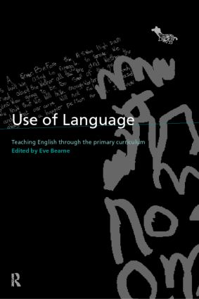 Use of Language Across the Primary Curriculum: 1st Edition (Paperback) book cover