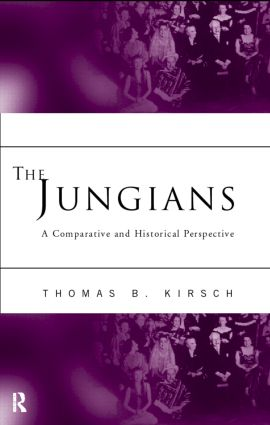The Jungians: A Comparative and Historical Perspective (Paperback) book cover