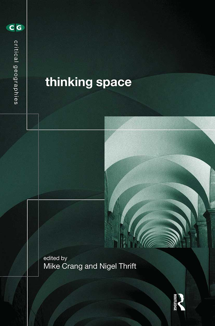 Thinking Space book cover