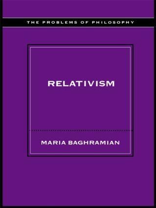 Relativism (Paperback) book cover