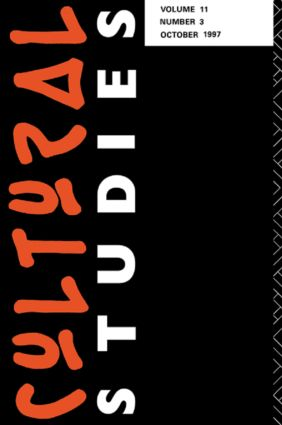 Cultural Studies 11.3: 1st Edition (Paperback) book cover