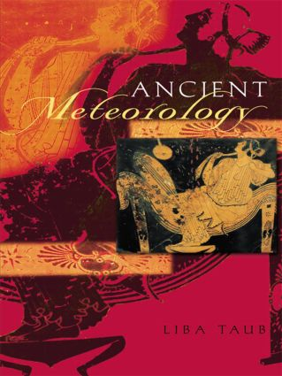 Ancient Meteorology (Paperback) book cover
