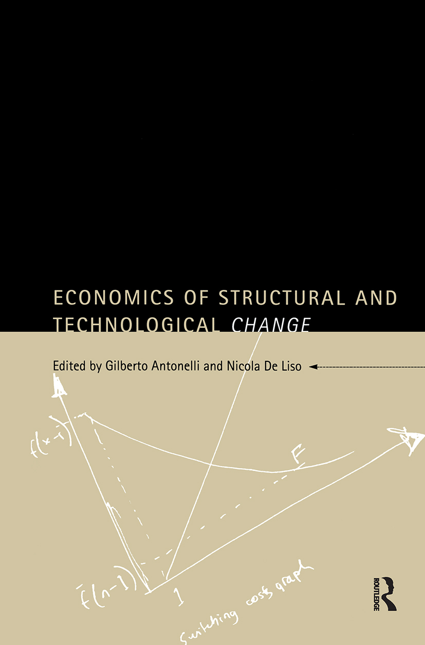 Economics of Structural and Technological Change (Hardback) book cover