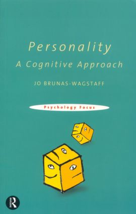 Personality: A Cognitive Approach (Paperback) book cover