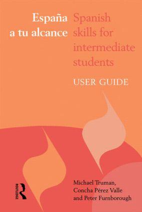 Espana A Tu Alcance-User Guide