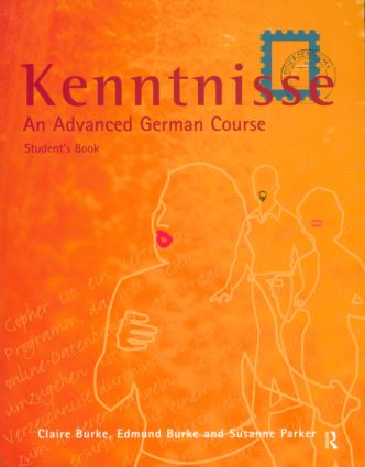 Kenntnisse: An Advanced German Course (Paperback) book cover