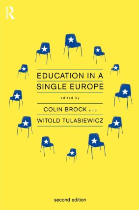 Education in a Single Europe: 2nd Edition (Paperback) book cover