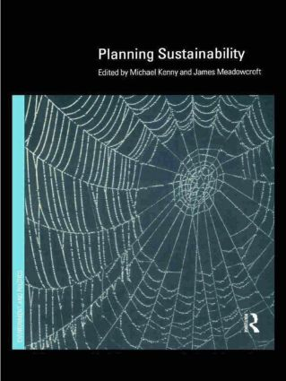 Planning Sustainability (Paperback) book cover