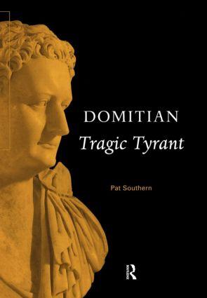 Domitian: Tragic Tyrant book cover