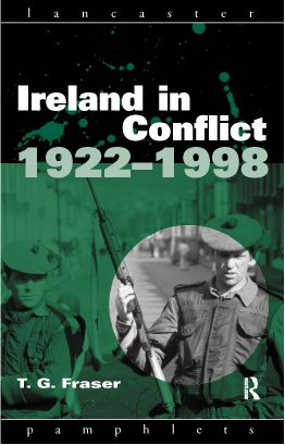 Ireland in Conflict 1922-1998 book cover