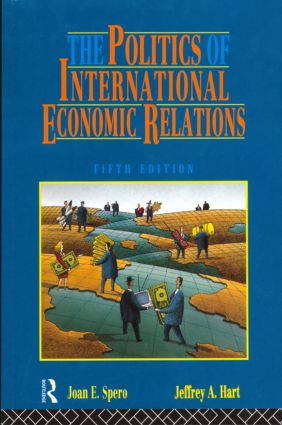 The Politics of International Economic Relations: 5th Edition (Paperback) book cover