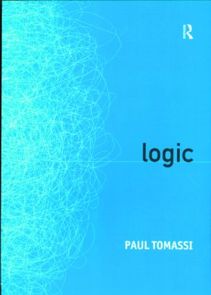 Logic book cover