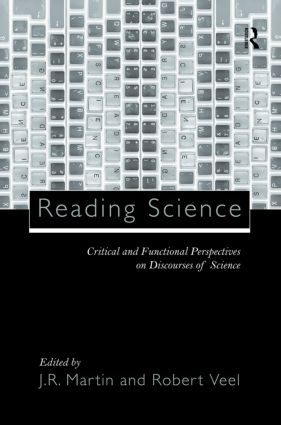 Reading Science: Critical and Functional Perspectives on Discourses of Science, 1st Edition (Paperback) book cover
