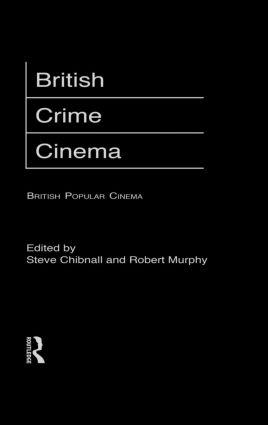 British Crime Cinema book cover
